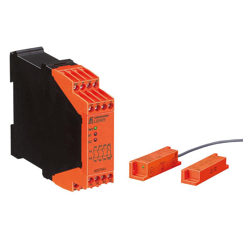 Магнитный переключатель бесконтактный безопасный закодированный однополярный SAFEMASTER | LG 5925, NE 5020 DOLD