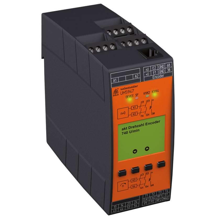 Переключатель скоростей SAFEMASTER S | UH 5947 DOLD