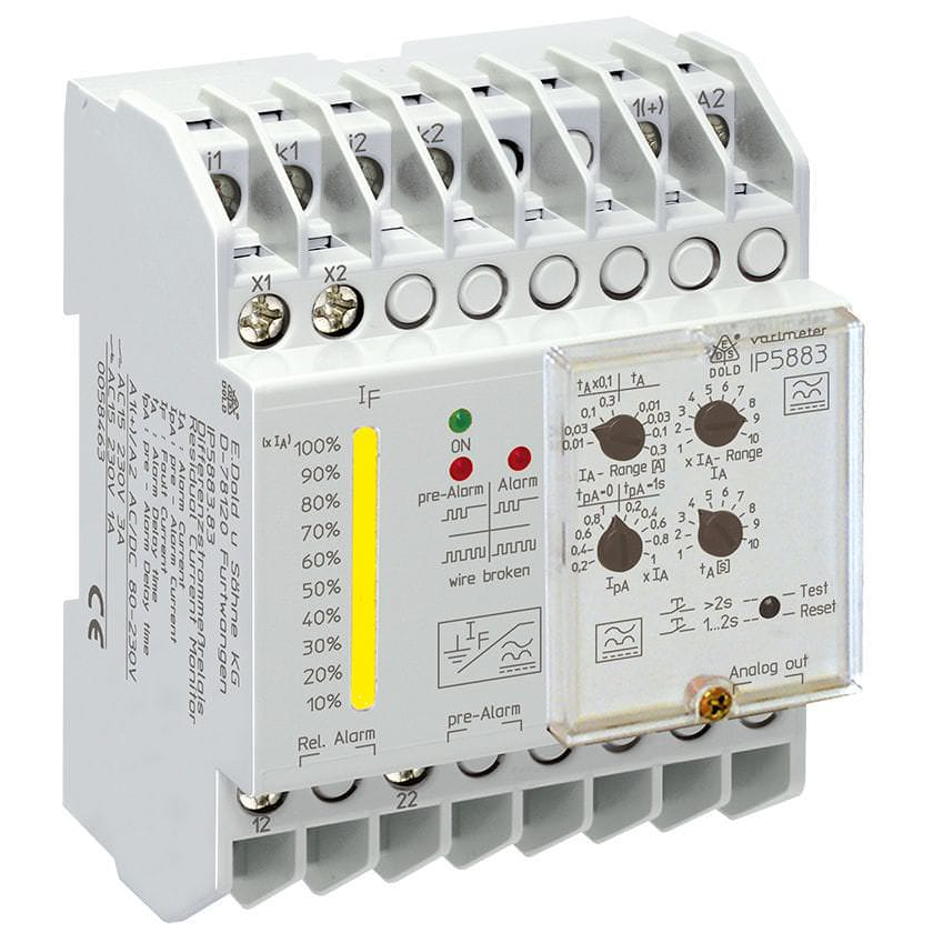 Устройство наблюдения для измерения VARIMETER RCM   IP 5883 DOLD