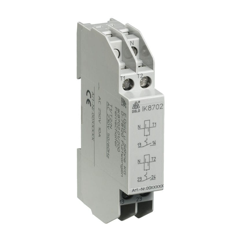 Электронное реле на DIN-рейке IK 8702 DOLD