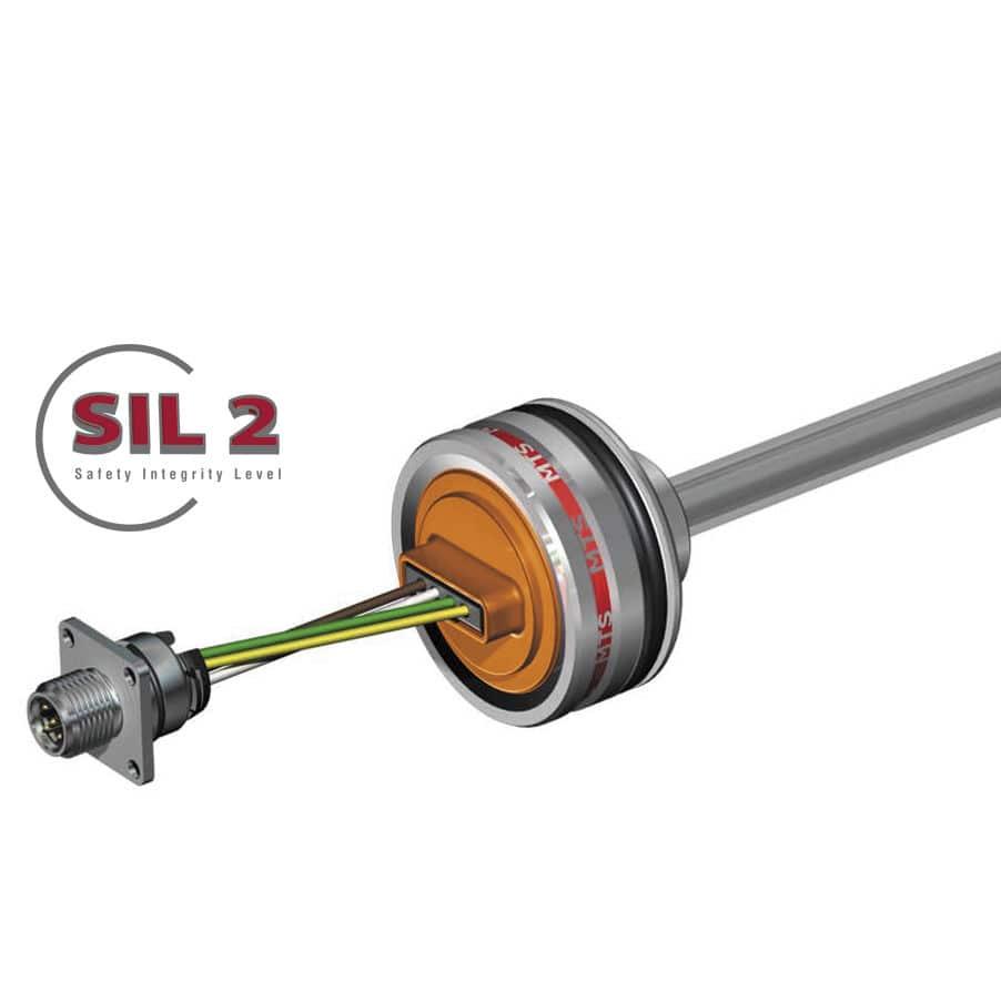 Линейный датчик положения бесконтактный магнитострикционный для суровых природных условий MH Safety (SIL 2) MTS Sensor Technologie