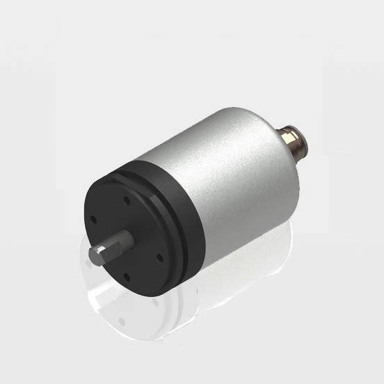 Многооборотный датчик положения бесконтактный с эффектом Холла IP65 RMB-3600 NOVOTECHNIK