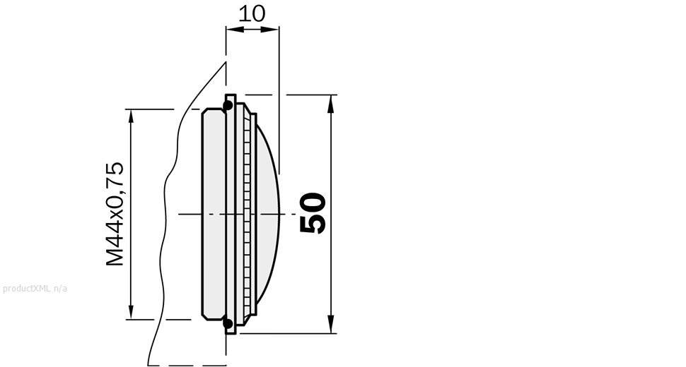 Dimensional drawing (en)