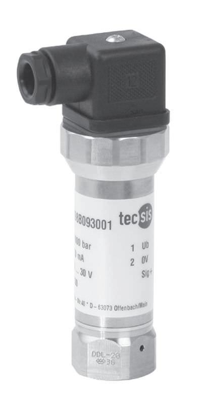 Датчик давления для высокого давления из нержавеющей стали max. 15 000 bar | P3298  tecsis