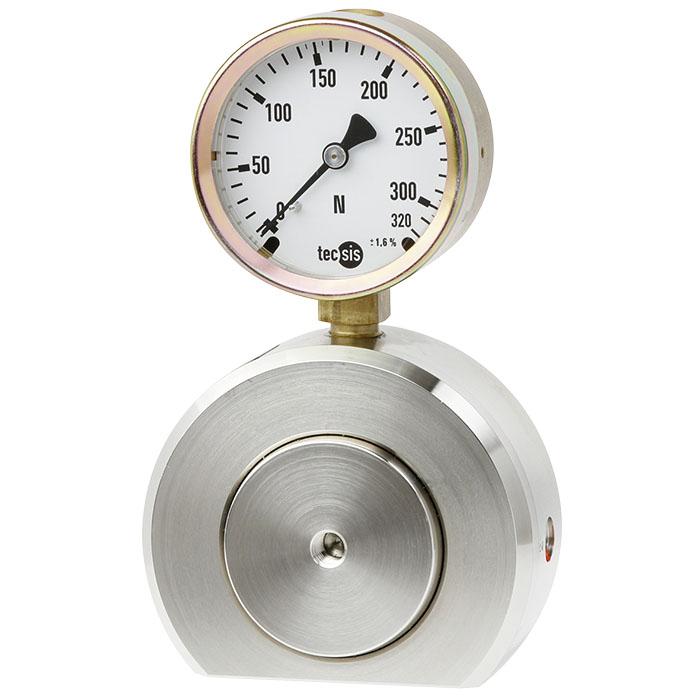 Гидравлический динамометр, до 500 кН