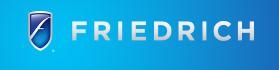 Logo Friedrich USA